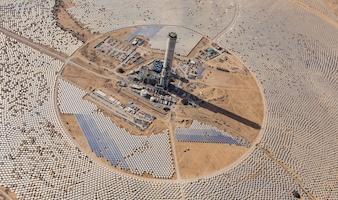 Tratamiento Industrial Para Planta de Energía Solar