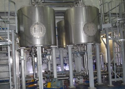 Low-Chemical Solution for Juice Demineralization