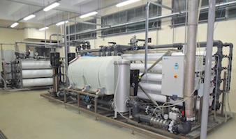 Tratamiento de Agua Para Planta de Energía