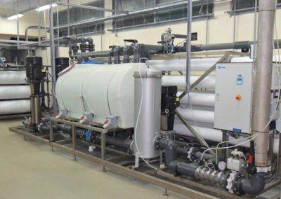 UF Permite el Uso de Ósmosis Inversa (RO) Para Desmineralización de Agua de Planta de Generación de Energía