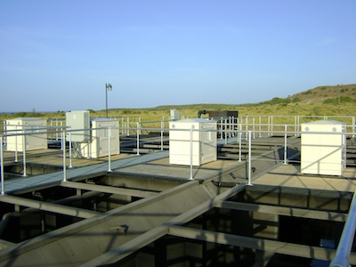 Packaged Wastewater Treatment for Guantanamo Bay