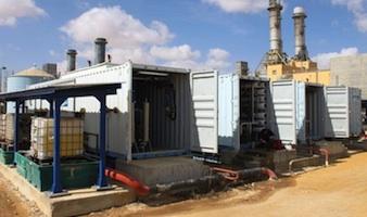: Tratamiento de Agua Ultrapura en Israel