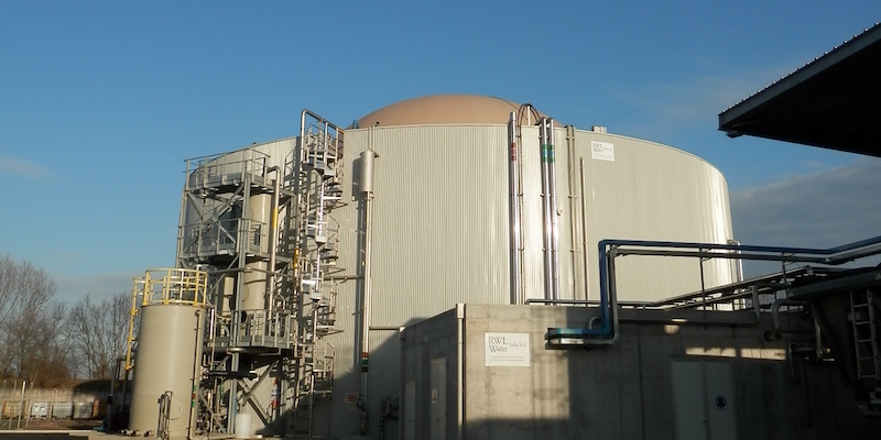 Sustainable Solutions for Italian Biochemical Plant