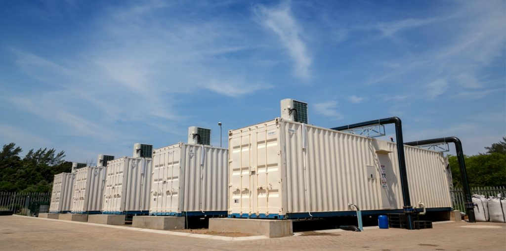 Containerized Desalination