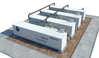 NIROBOX™ Smart, Packaged Water Treatment   Fluence