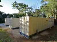 Nirobox Desalination at Costa Rican Resort