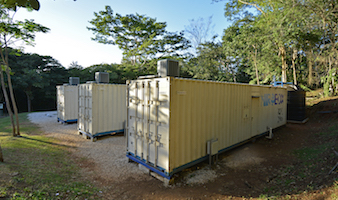Desalinización Nirobox SW en Costa Rica