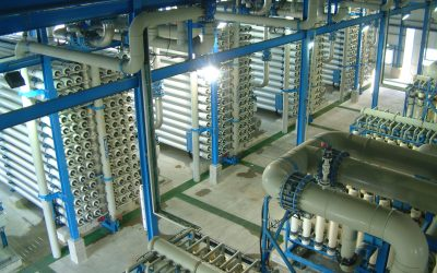 Desalination and Water Treatment for Midsize Projects