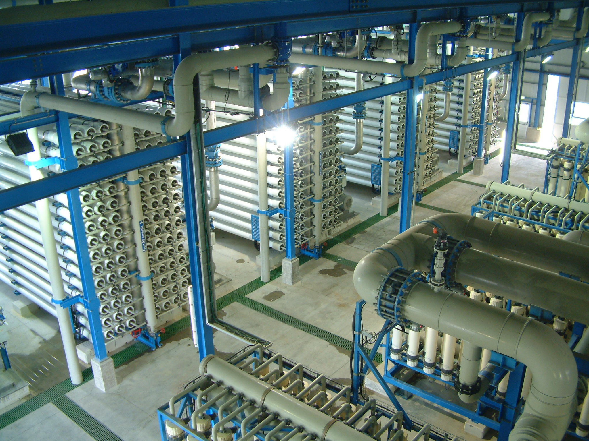 Midsize Desalination Projects