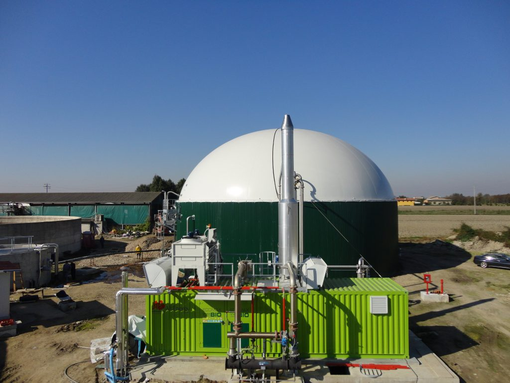 Cities Adopting Anaerobic Digestion Fluence
