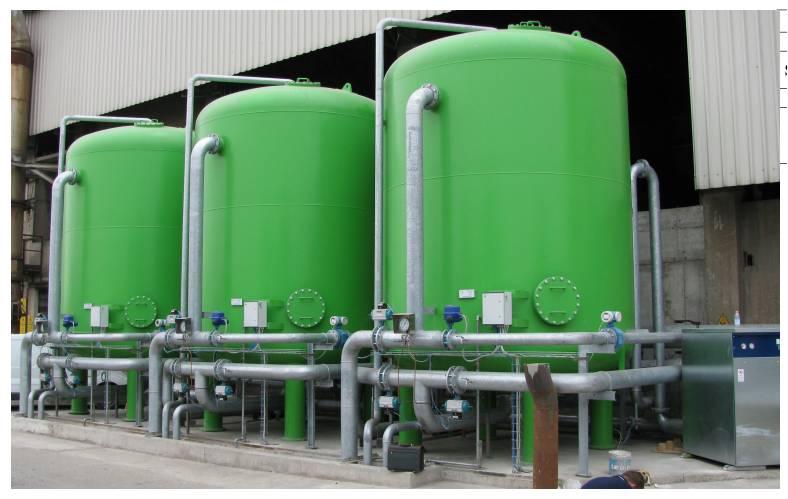 El papel de la filtraci n en el tratamiento de agua fluence for Plantas de purificacion