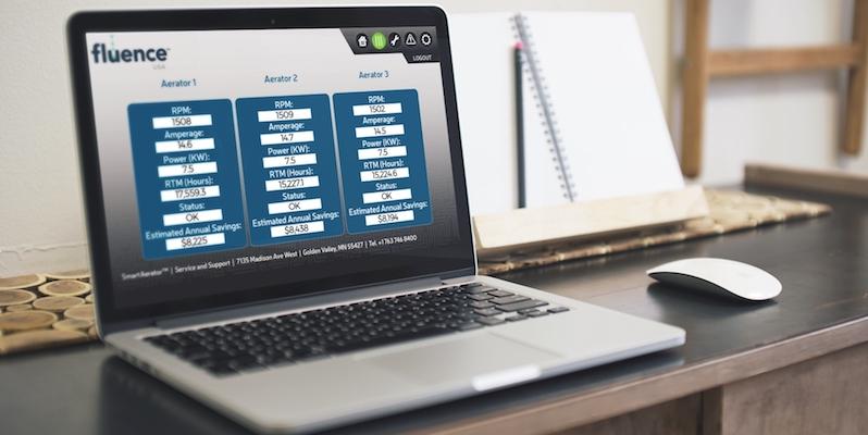 SmartAerator Dashboard