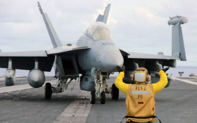 Waste Oil Harvested from Water Treatment Could Fuel U.S. Military Jets