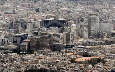 Growing Syrian Water Shortage Affects 4 Million in War-Torn Damascus