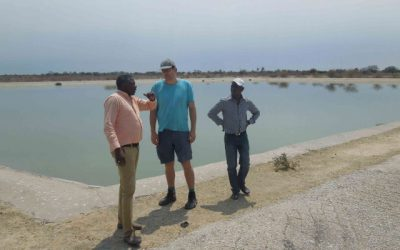 Researchers Investigate Wastewater Reuse in Namibian Town