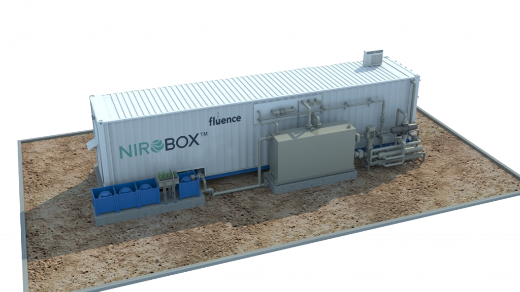 NIROBOX Decentralized Desalination Plant