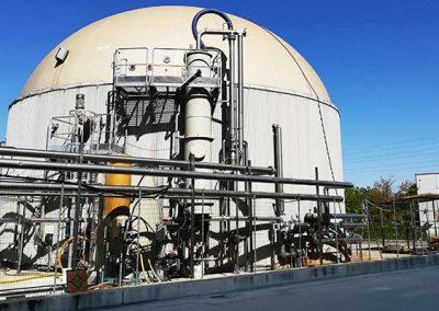 Industria Láctea Alimenta Planta de Biogás con Suero de Leche