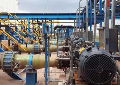 Agua Producida Tratada para Reúso en Campo Petrolífero Colombiano