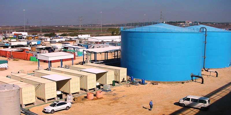 Agua Ultrapura para los Servicios Públicos
