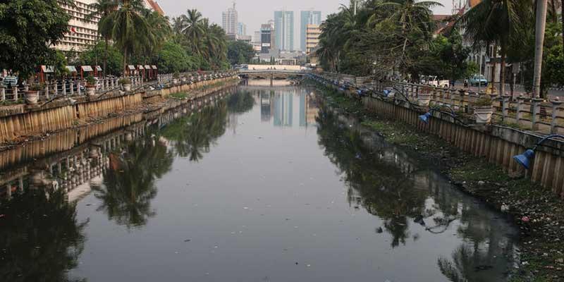 Jakarta Is World's Fastest-Sinking City