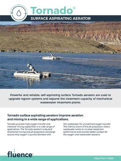 TORNADO® Subsurface Aerators