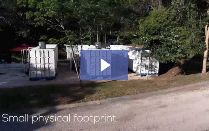 NIROBOX™ Seawater Desalination for Coastal Resort Video
