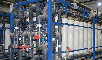 Tratamiento de Agua Ultrapura en Egipto