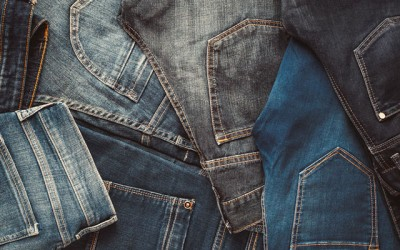 The Water Footprint of the Blue Jean