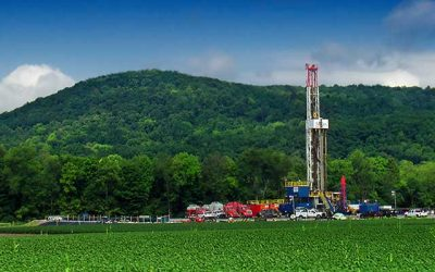 Study Correlates Radon and Fracking