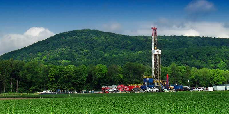 Fracking and Radon Gas