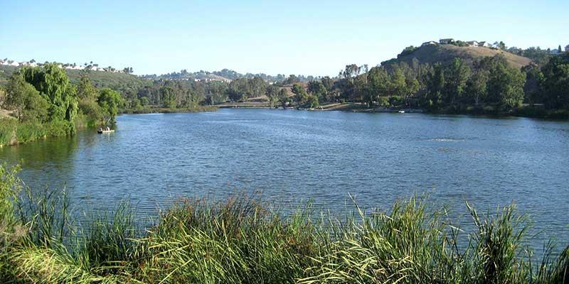 Aireación para el Parque Laguna Niguel