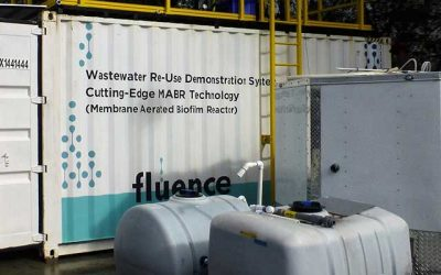 MABR: A Wastewater Treatment Technology for the Future