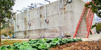 MABR Provides Efficient Wastewater Treatment for Chinese Village