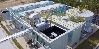 Decentralized Wastewater Treatment for a Chinese Village