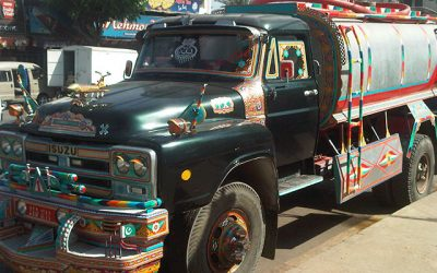 Profiteering Water Trucks
