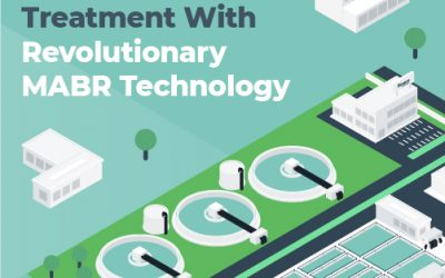 SUBRE Infographic: Upgrade Wastewater Treatment With Revolutionary MABR Technology