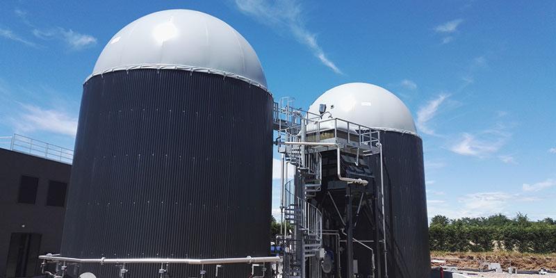 Digestión Anaeróbica para la Producción de Biogás