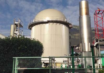 Conversión de Residuos en Energía para Productor de Productos Farmacéuticos