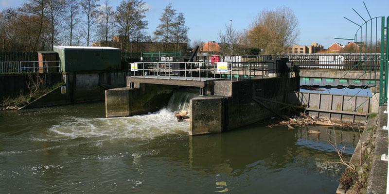 Reúso de Agua del Río Chelmer