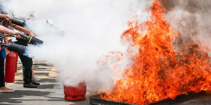 PFAS Contamination at Firefighter Training Sites
