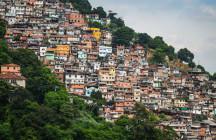 Favelas of Rio de Janeiro, Brazil