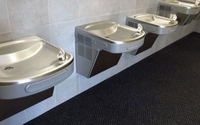 Legionella Found in Closed Schools' Water Pipes