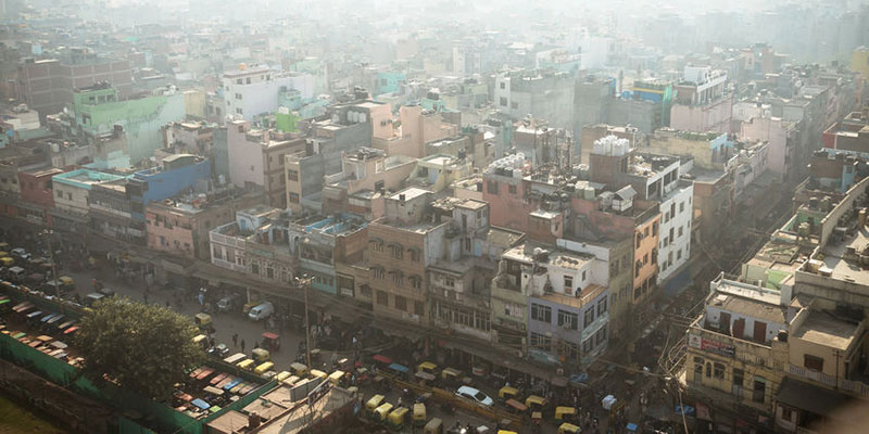 Air Pollution and Smog in Delhi