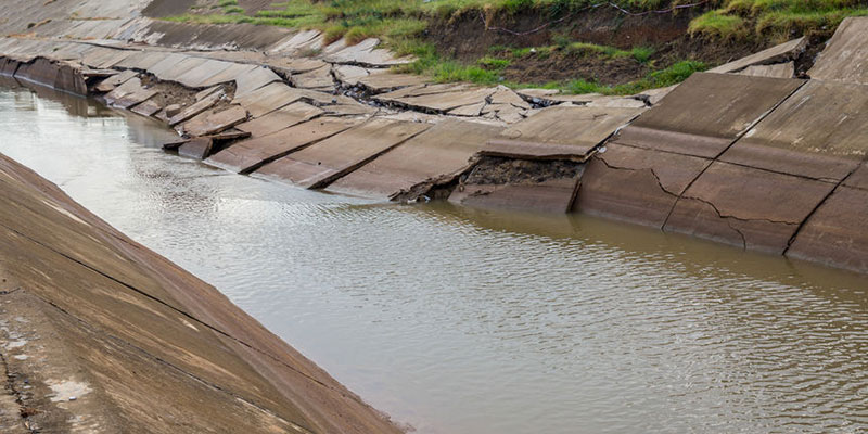 Subsidence Caused by Groundwater Depletion
