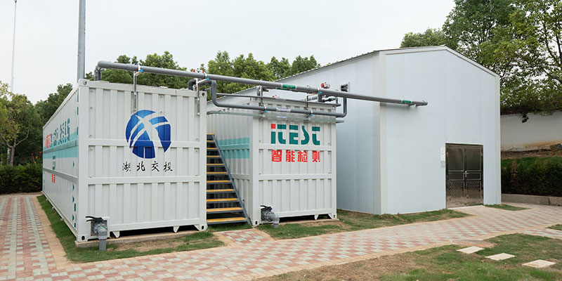 Distributed Wastewater Treatment with Aspiral™