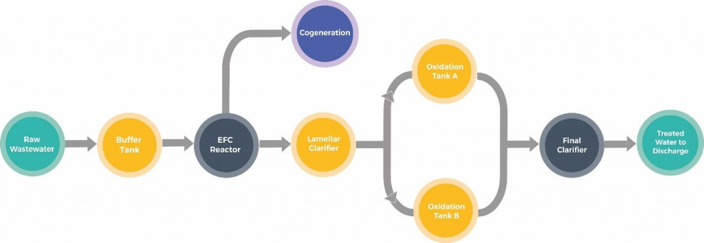 Processo di trattamento WtE per la lavorazione della carta