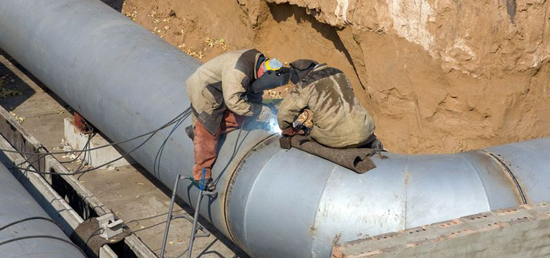 Wastewater Treatment Pipelines