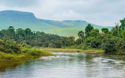 Africa's Continental Groundwater Recharge Mapped