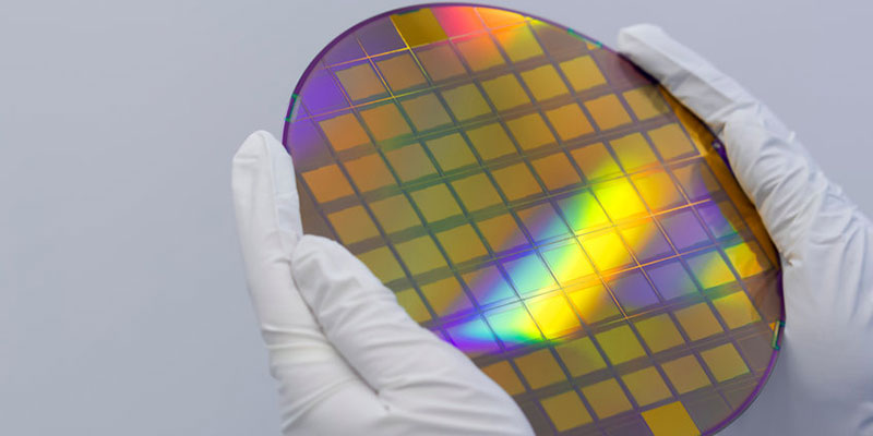 Silicone Wafer for Semiconductor Production