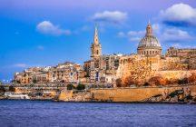 Valletta the Capital of Malta